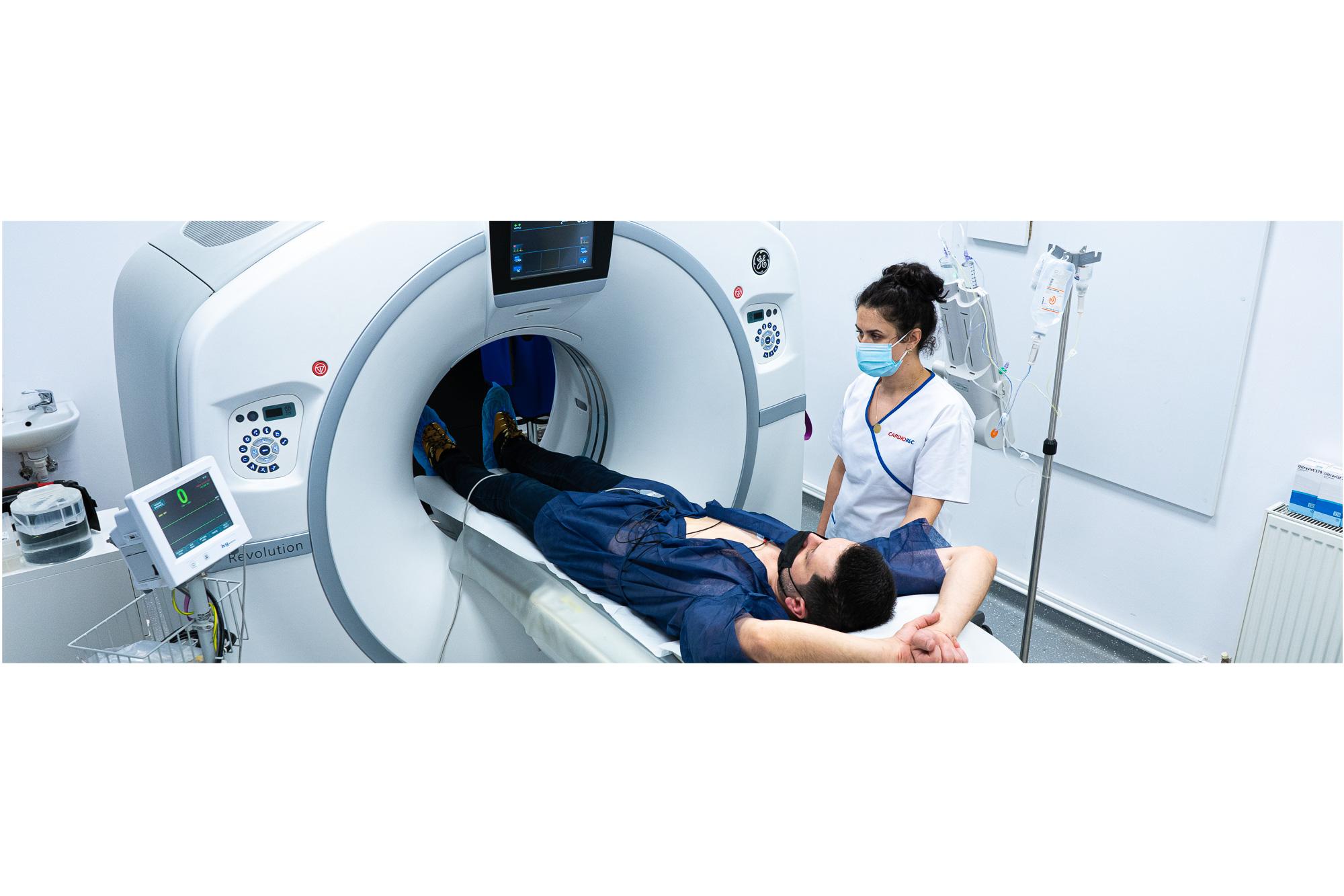 Examinarea AngioCT la CardioRec