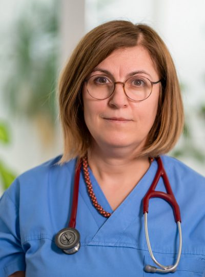 Dr. Clara Alexandrescu este Medic Primar Cardiologie - CardioRec