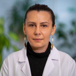 Dr. Delia Voiculescu - Medic Primar Cardiolog și Specialist în Medicină Internă