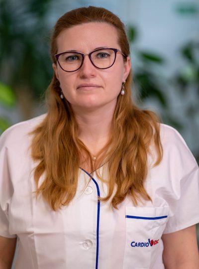 Dr. Ana-Maria Doscan - Medic Primar Geriatrie și Gerontologie, Medic Primar Medicină Internă - CardioRec