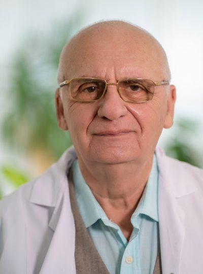 Dr. Gheorghe Chiriac-Babei, medic primar Pediatrie - CardioRec