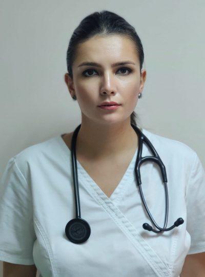 Dr. Denisa Aschie - MedicSpecialistCardiolog