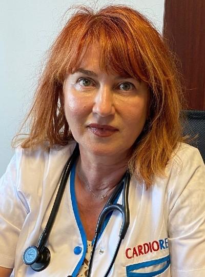 Doctor Anca Simona Tau - Consultatii medic cardiolog Bucuresti