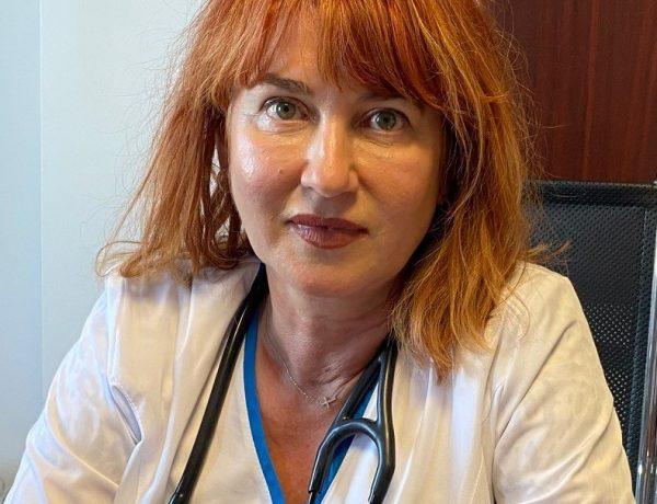 Dr. Anca Tau - Medic Primar Cardiologie si Boli Interne - CardioRec -