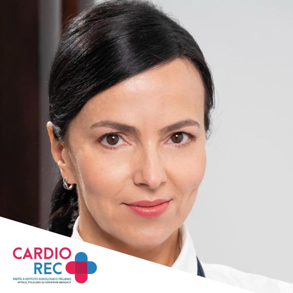 Dr. Luminita Rotaru - medic primar Cardiologie Bucuresti