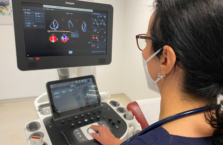 Dr. Luminita Rotaru - Ecocardiografie Performanta Cardiologie Bucuresti
