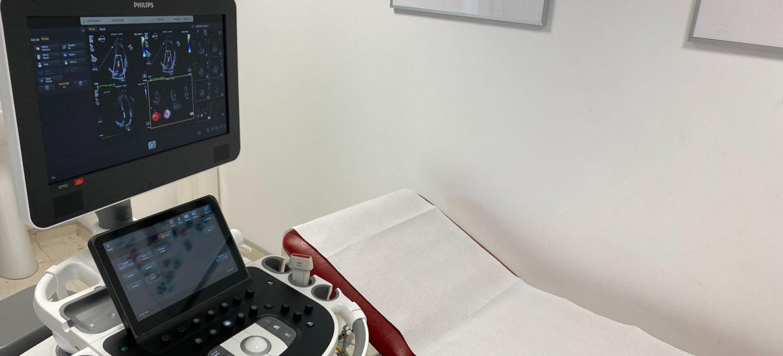 Ecocardiografii diagnostic cardiac